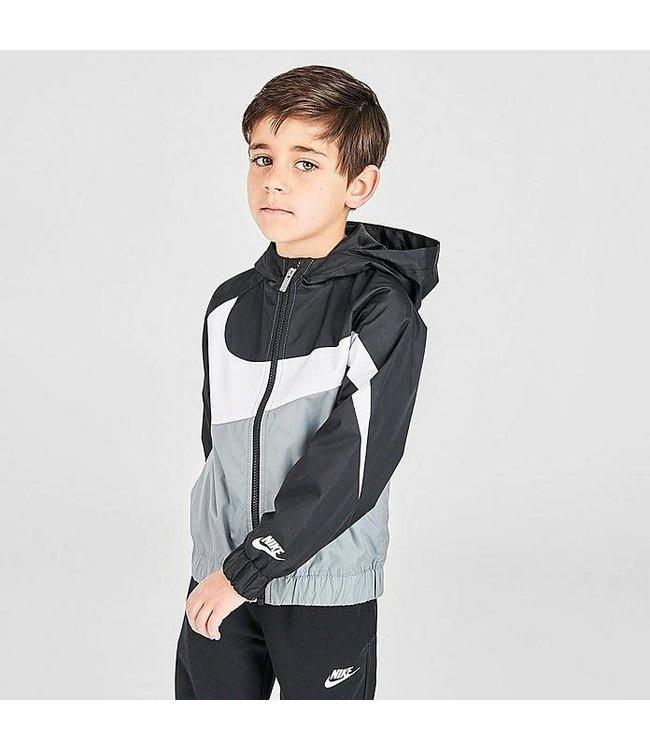 Nike Youth Oversized Swoosh Windbreaker
