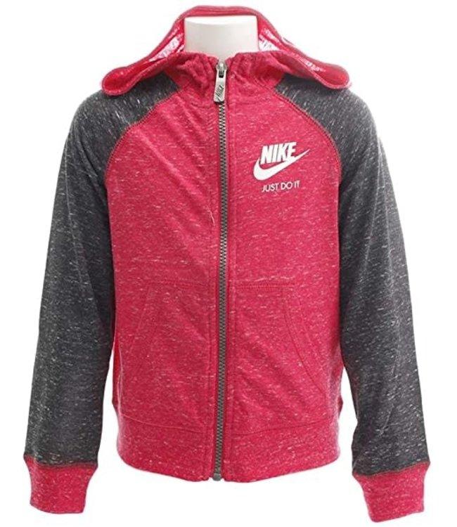 Nike Youth Gym Vintage Zip Up Hoodie