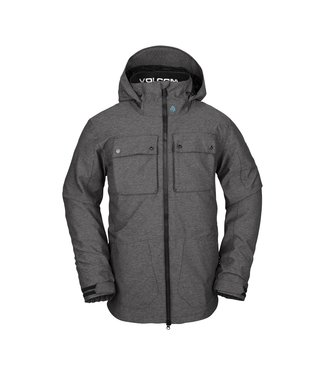 Volcom Volcom Mens Pat Moore 3 in 1 Jacket