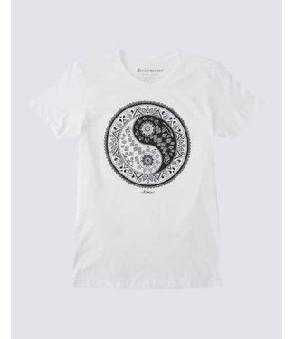Element Element Women Yin Yang Tee