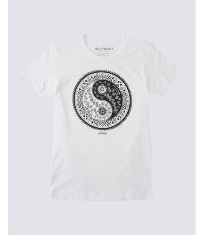 Element Women Yin Yang Tee