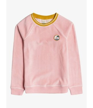 ROXY Roxy Girls Final Song Velvet Sweater