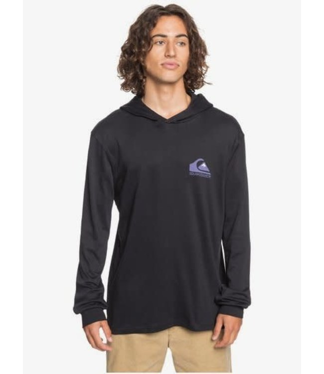 Quiksilver Mens Square Me Up Hoodie