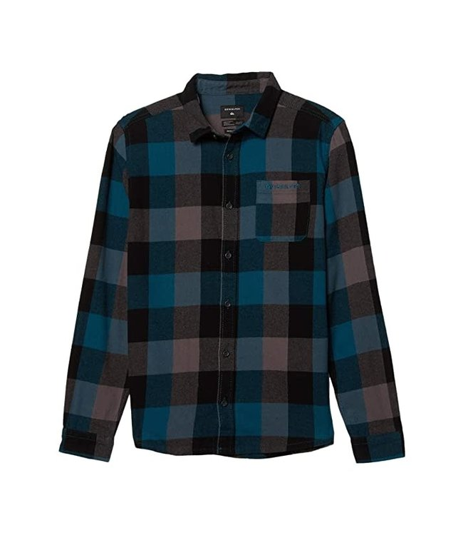 Quiksilver Youth Mother Fly Flannel