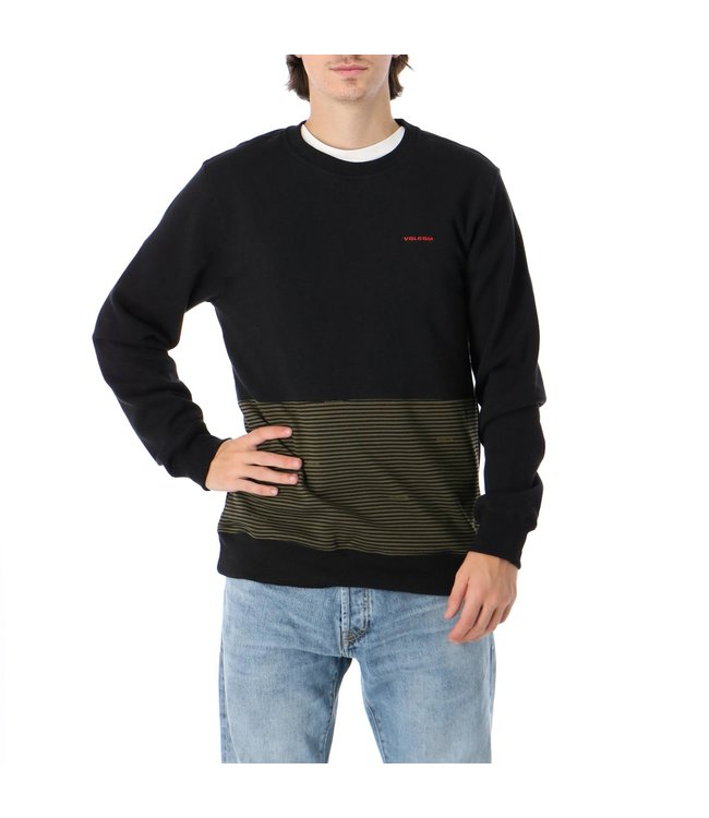 Volcom Mens Forzee Crew Sweater