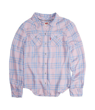 Levis Levis Girls Woven Shirt