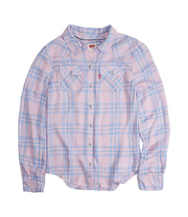 Levis Girls Woven Shirt