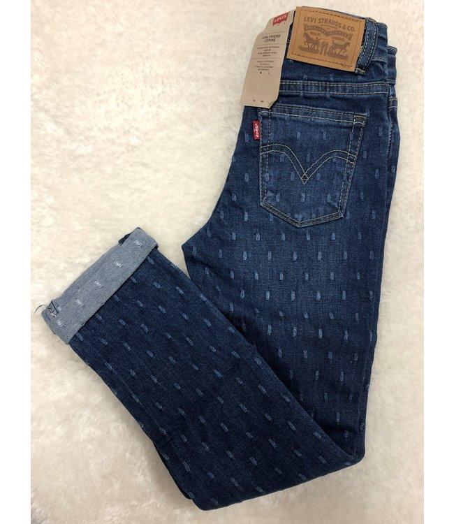 Levis Girls Girlfriend Jeans