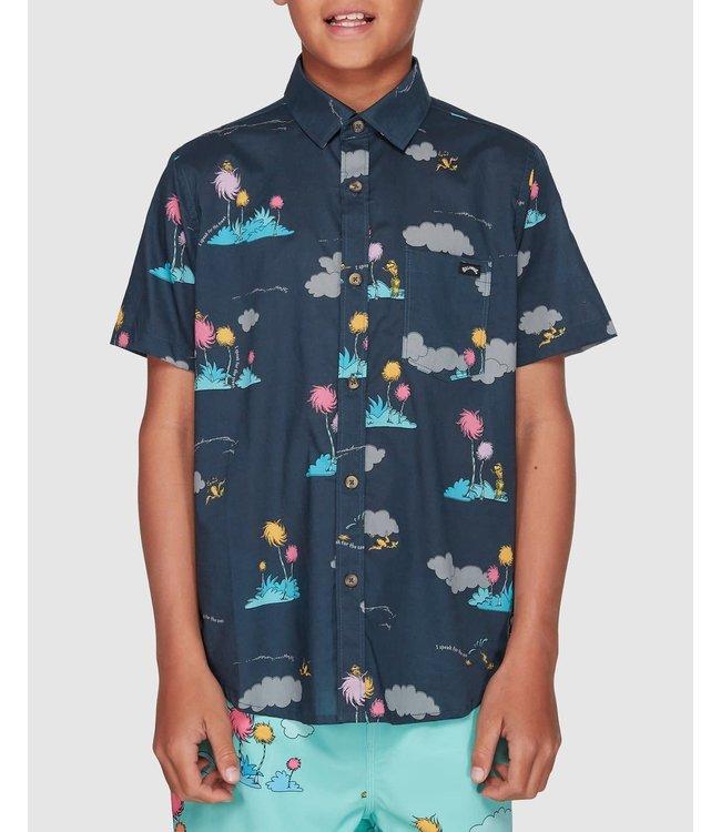 Billabong Boys Lorax Island Shirt