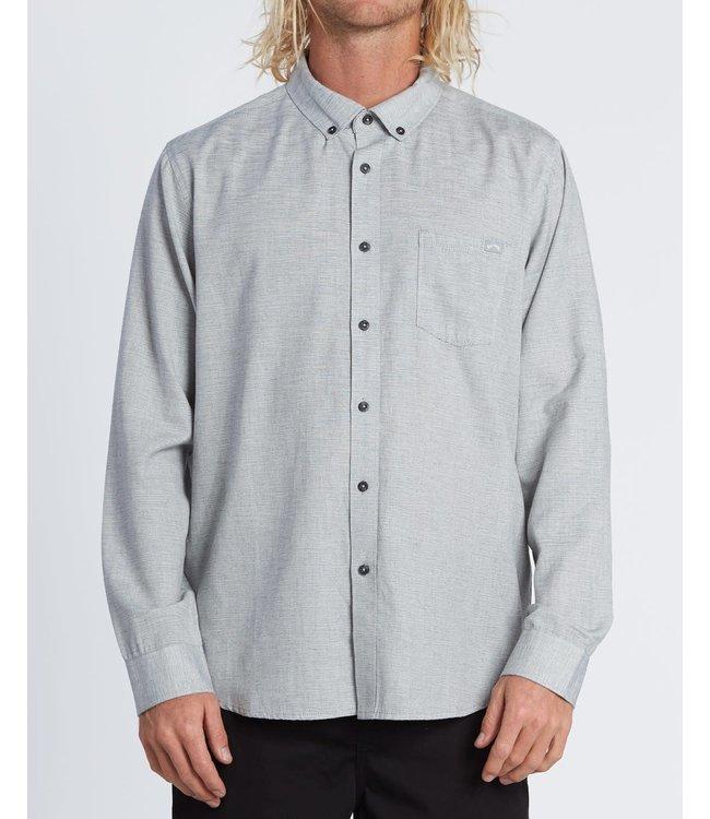 Billabong Mens All Day LS Shirt