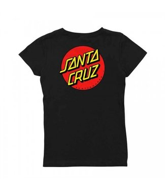 Santa Cruz Santa Cruz Classic Dot Girls T-Shirt