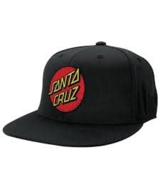 Santa Cruz Santa Cruz Flexfit Classic Dot Hat