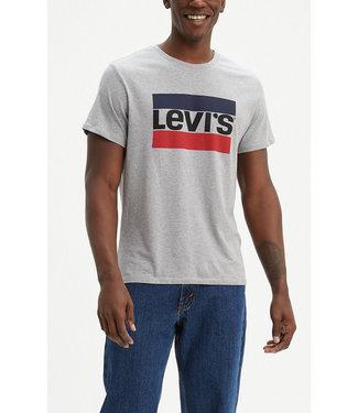 Levis Levis Mens Sportswear Logo Tee