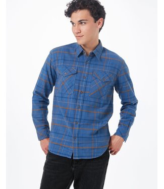 Ten Tree Ten Tree Mens Bowren Flannel Shirt