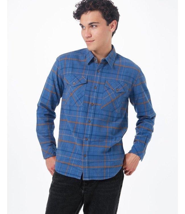 Ten Tree Mens Bowren Flannel Shirt