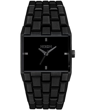 Nixon Nixon Ticket II All Black