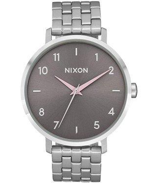 Nixon Nixon Kensington Silver/Gray/Pale Pink
