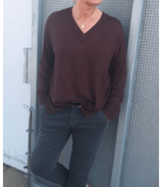 Soaked In Luxury Soaked In Luxury Fannie V-Neck Pullover