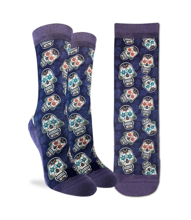 Good Luck Socks Womens Sugar Skulls