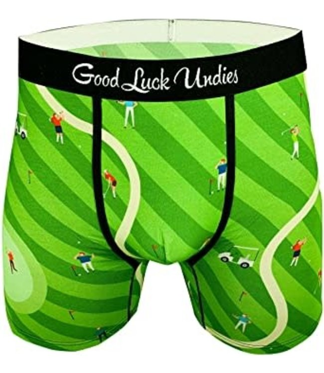 Good Luck Undies Mens Golf