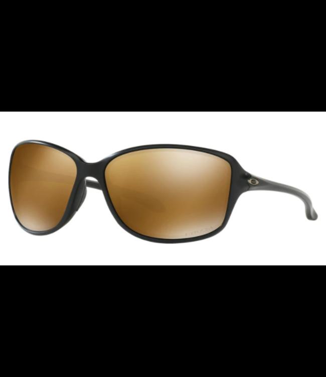 Oakley Cohort Matte Black - Prizm Tungsten Polarized