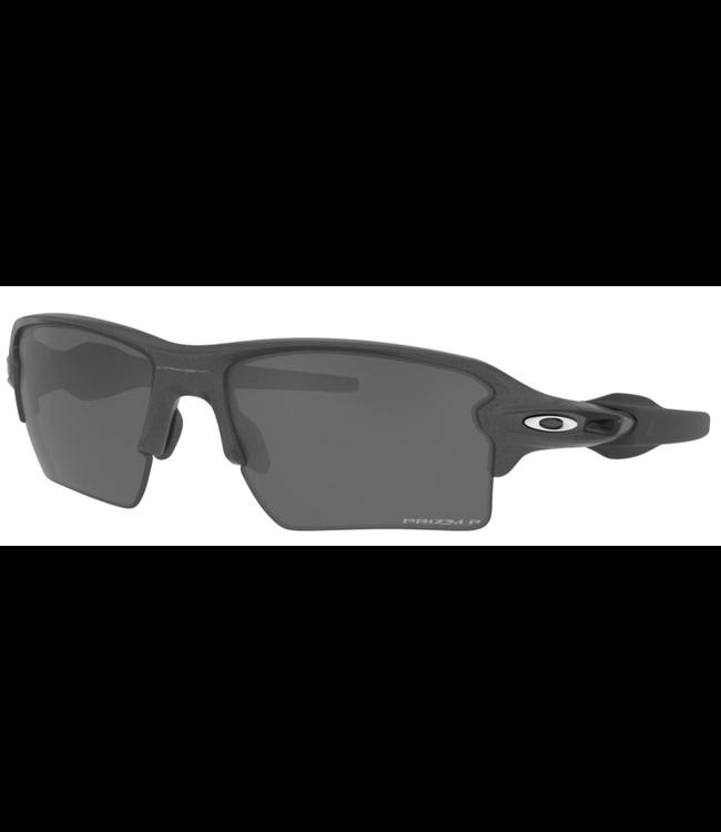 Oakley Flak 2.0 XL Steel - Prizm Black Polarized