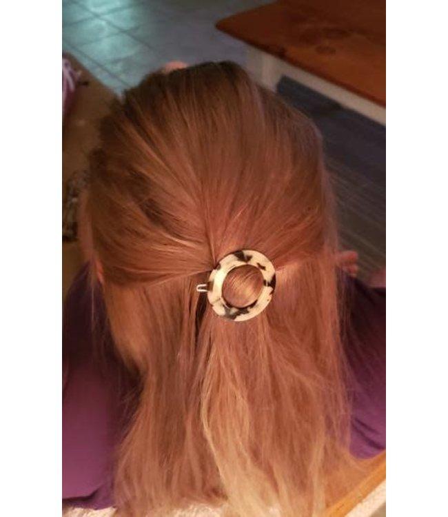 Lovers Tempo Winona Hair Clip - Tortoise