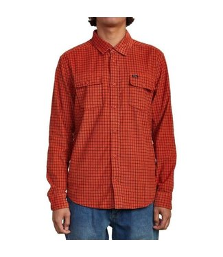 RVCA RVCA Freeman Cord Button Up