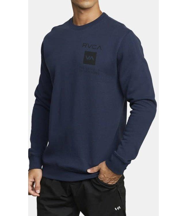 RVCA Mens Sport Pullover