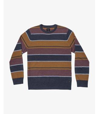 RVCA RVCA Youth Alex Stripe Crew Sweater