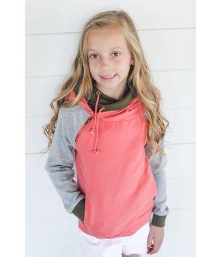 Ampersand Avenue Ampersand Avenue Youth Doublehood Sweatshirt