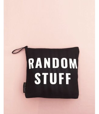 State of Grace Random Stuff Zip Bag