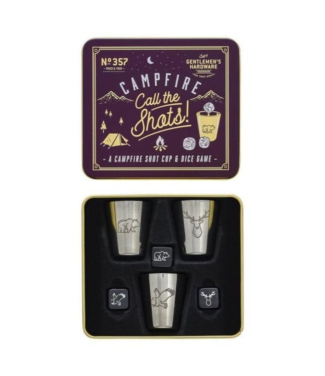 Wild & Wolf Campfire Call The Shots