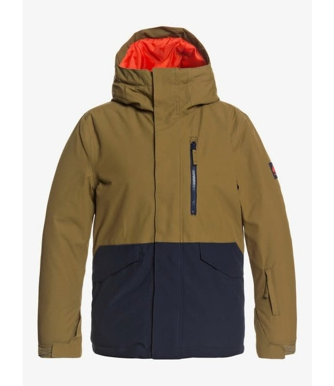 Quiksilver Youth Mission Jacket