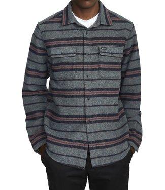 RVCA RVCA Mens Blanket Long Sleeved Shirt