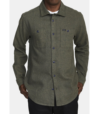RVCA RVCA Mens Harvest Flannel Shirt