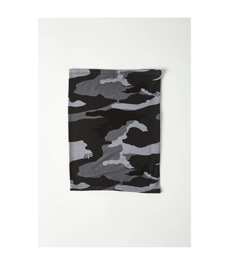 Fox Fox Youth Neck Gaiter - Black Camo