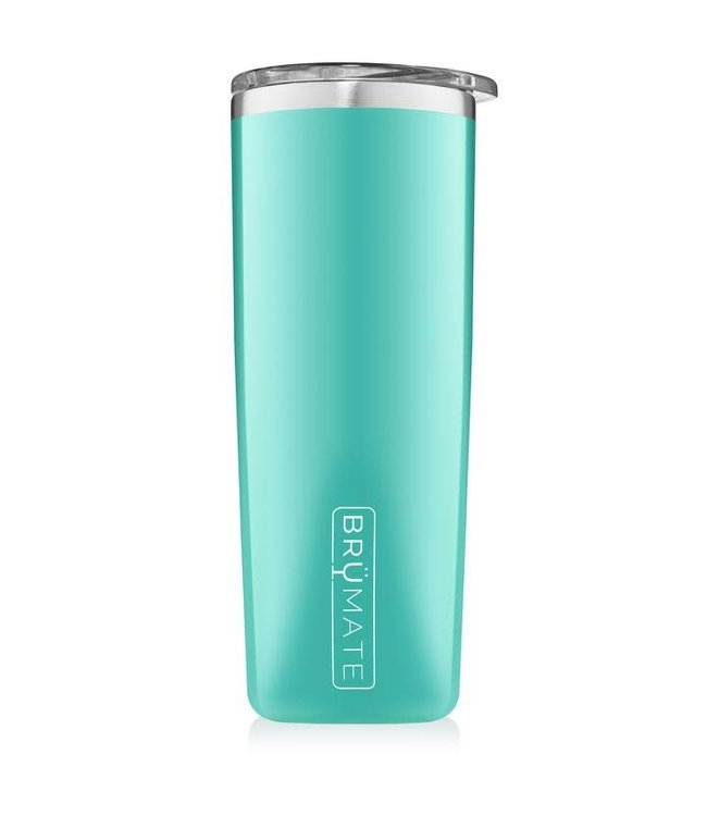 BruMate Highball 12oz Aqua