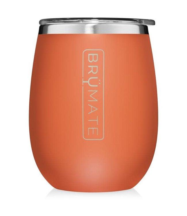 BruMate Uncork'd 14oz Wine Tumbler Matte Clay