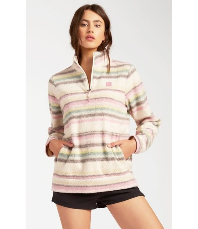 Billabong Womens Boundary Mock Sweater