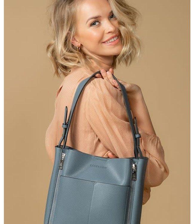 Louenhide Baby Spencer Bag Blue Storm