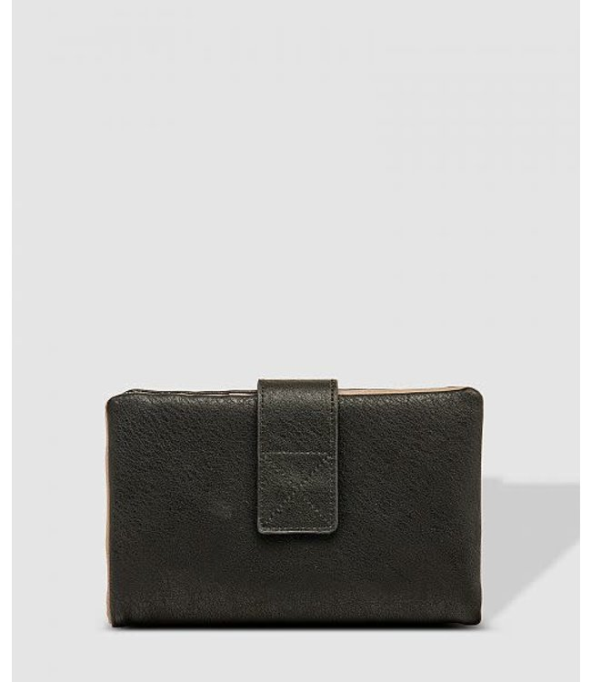 Louenhide Bailey Wallet Black