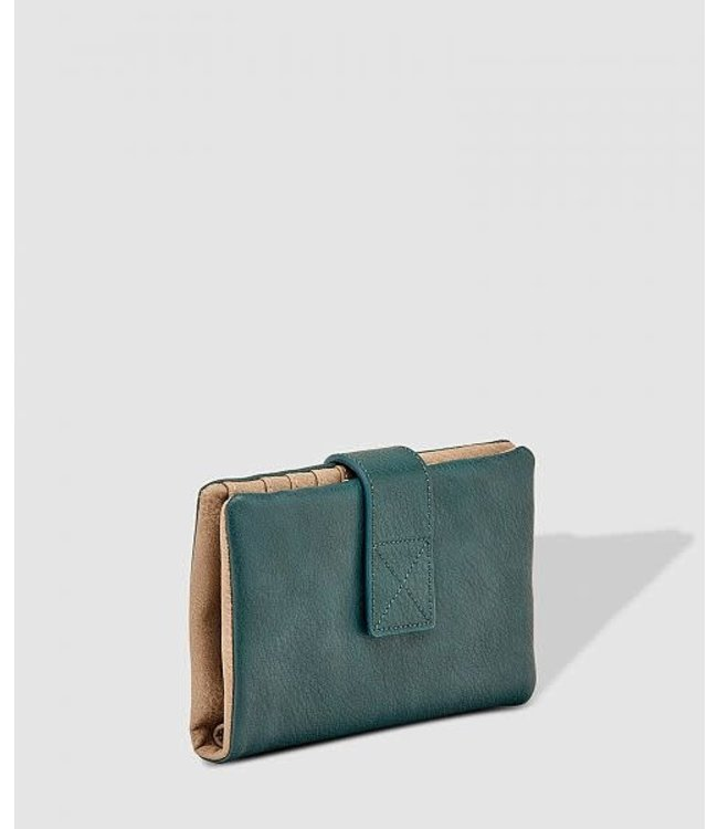 Louenhide Bailey Wallet Teal