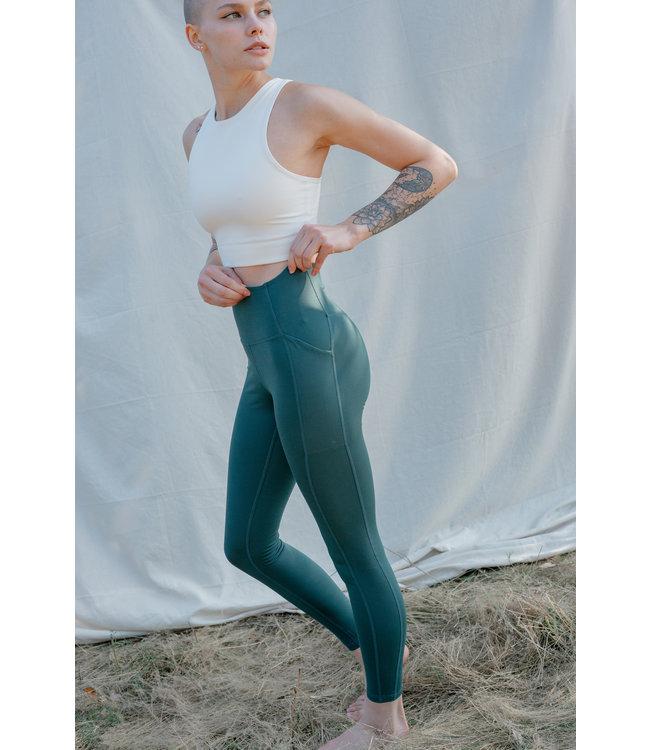 Girlfriend Collective High Rise Pocket Legging