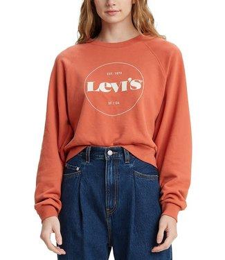 Levis Levis Womens Vintage Raglan Crew