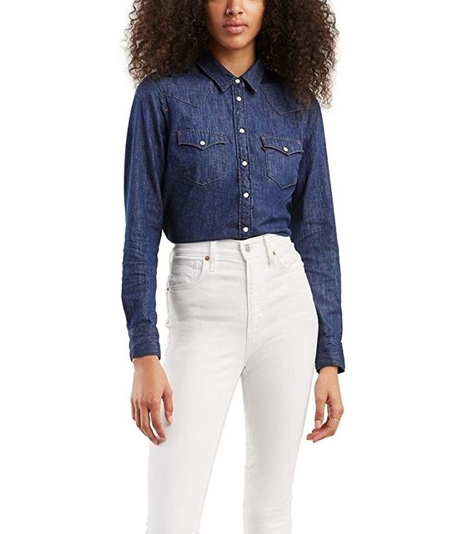 Levis Womens Ultimate Western Shirt