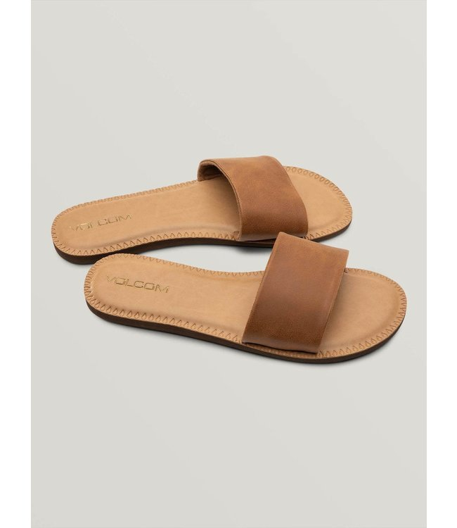 Volcom Womens Simple Slide Sandal