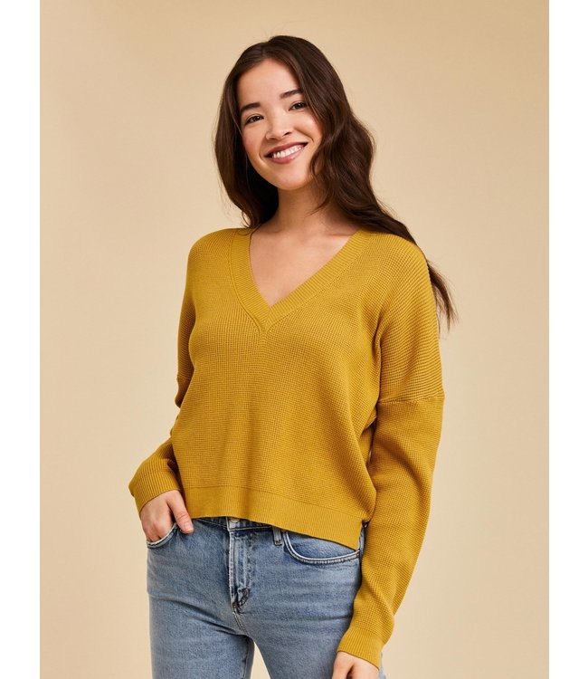Sage The Label Mimi Long Sleeve Sweater