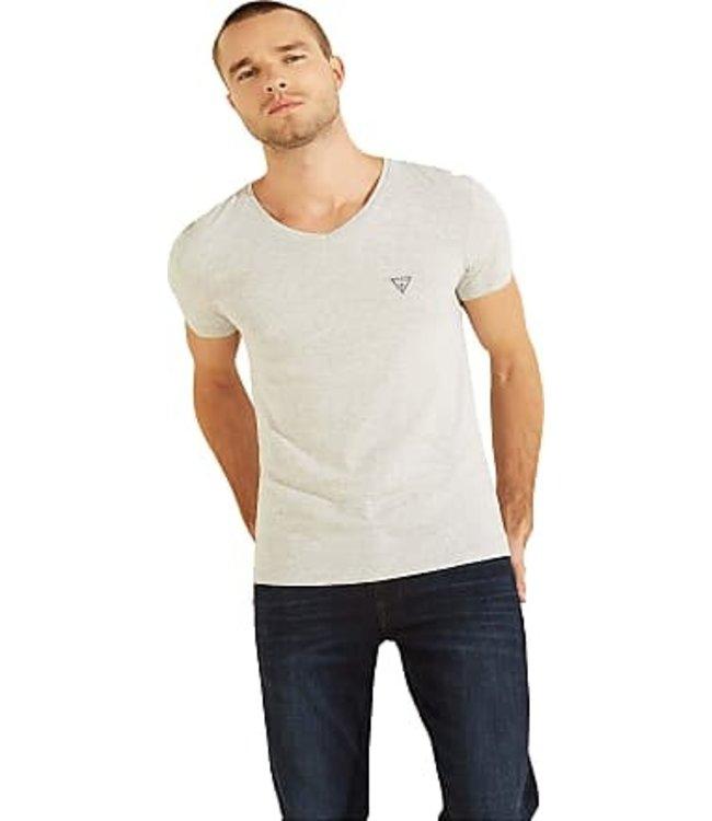 Guess Mens V Neck T Shirt