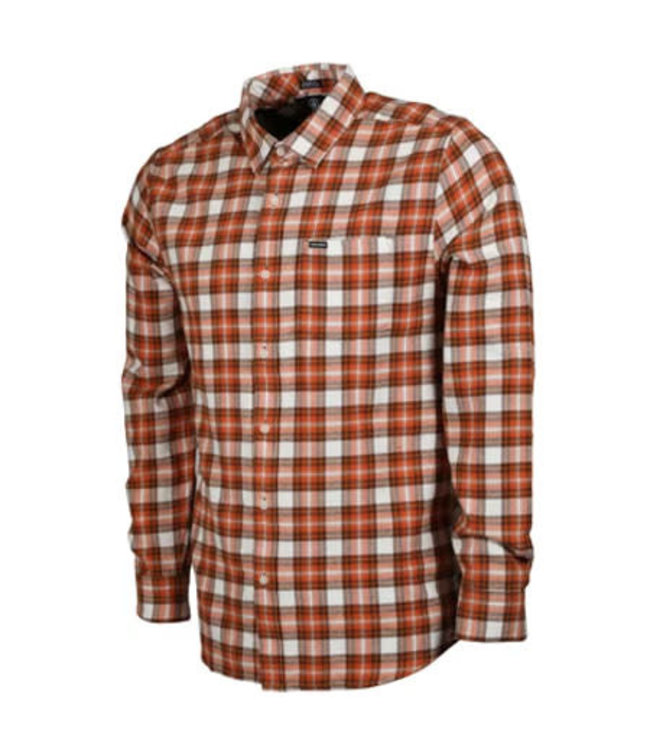 Volcom Mens Repeater Flannel
